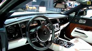 rolls royce interior rolls royce wraith interior wallpaper 1366x768 23098