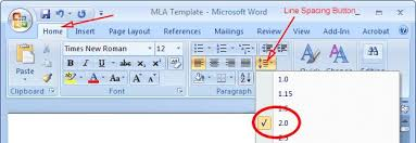 100 mla template word finding mla and apa templates in ms word