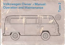 volkswagen bus drawing thesamba com 1974 vw bus owner u0027s manual