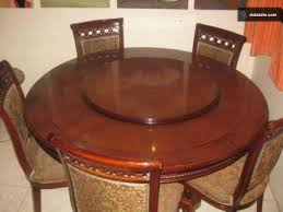 table rotating center designs large dining table with revolving center at 1stdibs popular