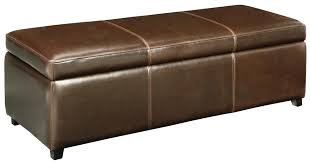 Modern Storage Ottoman Contemporary Ottomans Design Modern Leather U2014 Contemporary