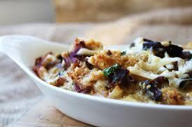 make over breakfast sausage and mushroom strata recipe u2014 dishmaps