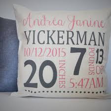personalized pillows for baby shop custom design pillows on wanelo