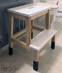 Ikea Stepping Stool Diy Makeovers That Transform The Ikea Bekvam Step Stool Ikea