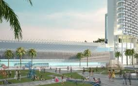 advocates for miami beach convention center hotel release first tv