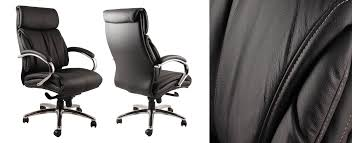 Real Leather Office Chair Manchester Leather Office Chair Real Leather Office Chair
