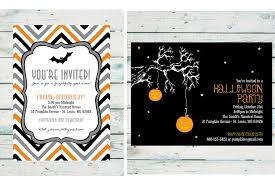 halloween party invites serendipity beyond design