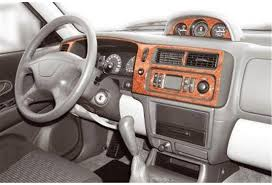mitsubishi pajero interior mitsubishi pajero sport 05 2002 interior dashboard trim kit