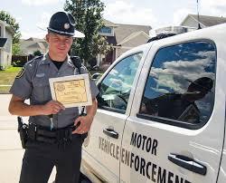 bureau d ot mve is proud to announce that motor vehicle enforcement officer