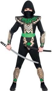 Ninja Halloween Costumes Kids Stealth Ninja Costume Halloween Play
