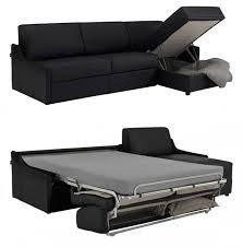 canapé convertible d angle cuir canapé angle cuir et tissu haut de gamme direct italie