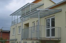 balkon vordach pressler stahl und alubau kunststofffenster erzeugung