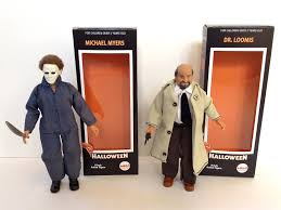 Halloween 3 Cast Michael Myers by The Horrors Of Halloween Custom Made Mego Halloween 1978