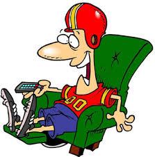 Cartoon Armchair Armchair Quarterback Triangulations
