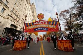 macy s 90th annual parade leads the us thanksgiving celebrations