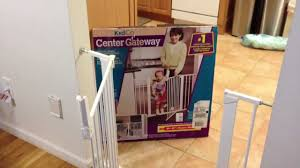 Child Stair Gates Child Safety Gate Installation U0026 Review Youtube