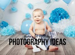 baby s 1st birthday photography ideas babycare mag