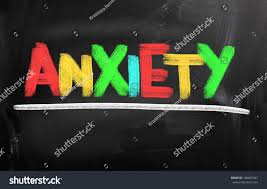 anxiety concept stock illustration 188007437 shutterstock