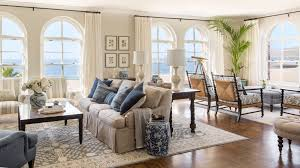 Beach Themed Living Room by Santa Monica Luxury Hotel La Beach Hotel Hotel Casa Del Mar