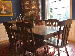 pine dining table ebay