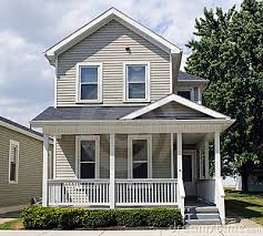 house with porch house house white