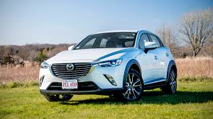 2016 Mazda Cx 3 Compact Crossover Review With Price Horsepower