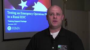per 294 testing an emergency operations plan in a rural eoc youtube