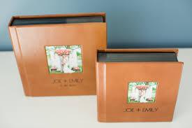 10x10 Wedding Album Leather Craftsmen Virginia Wedding Photographer Katelyn James