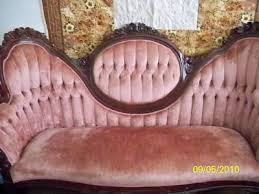 Victorian Sofa Reproduction Furniture Antique Price Guide