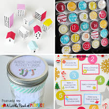 13 free printable advent calendars for