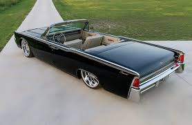 1964 Lincoln Continental Interior 1961 Lincoln Continental The Continental Rod Network