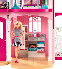 barbie dreamhouse mattel barbie dreamhouse pink ffy84 best buy