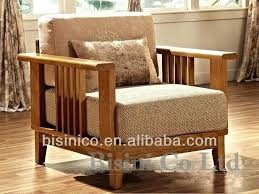 sofa wood frame solid wood sofa end living room at home all solid