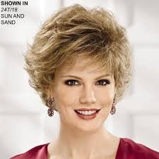 color me beautiful wig by paula young haircut pinterest wig