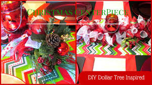 a very merry dollar tree challenge diy christmas centerpieces