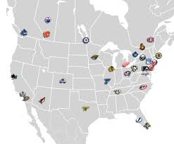 Mls Teams Map How Canadian Nhl Fans Can Cope With Their Teams Not Being In The