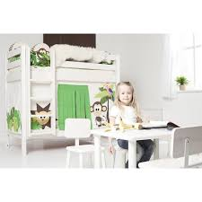 Flexa Bunk Beds Jungle Bunk Bed By Flexa Shown In Whitewash