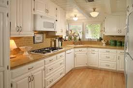 ideas for kitchen tiles kitchen kitchen honey beige glass subway tile kitchen backsplash