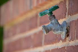 Repair Outside Faucet Time To Replace Or Repair Your Leaking Outdoor Faucet The