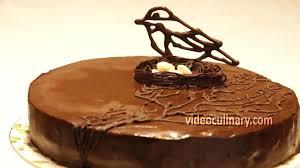 bird u0027s milk cake recipe most popular russian cake youtube
