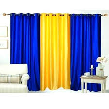 Blue And Yellow Shower Curtains Blue Yellow Curtains Stunning Yellow And Blue Curtains And Blue