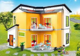 modernes wohnhaus 9266 playmobil deutschland