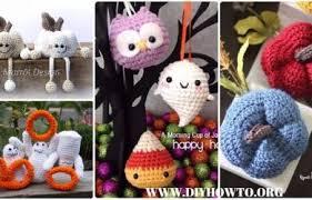 halloween crochet home decor archives u2022 diy how to