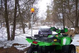 snow plow strobe lights my new l e d strobe lights page 3 arcticchat com arctic cat forum
