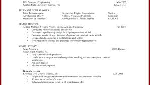 resume experience chronological order or relevance theory resume no work experience high student