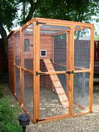 outside cat enclosure cat run and cat cat house to keep your cat