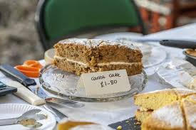 cake for carrot cake day