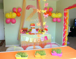 summer decoration party decorating ideas halloween pinterest summer decoration with