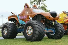 scooby doo monster jam truck toy monster trucks tour of destruction scooby doo 549785 1962x1308