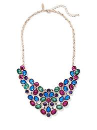 blue stones necklace images Women 39 s necklaces new york company jpg